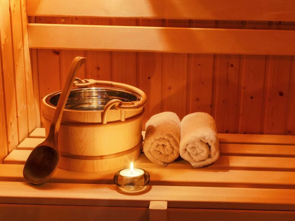 Hotel Cualbu dispone di sauna finlandese e bagno di vapore …